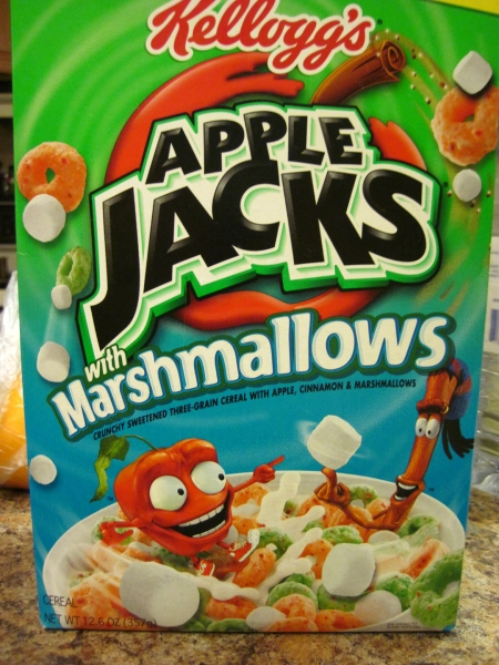 1. Cereal Apple Jacks IMG_3372
